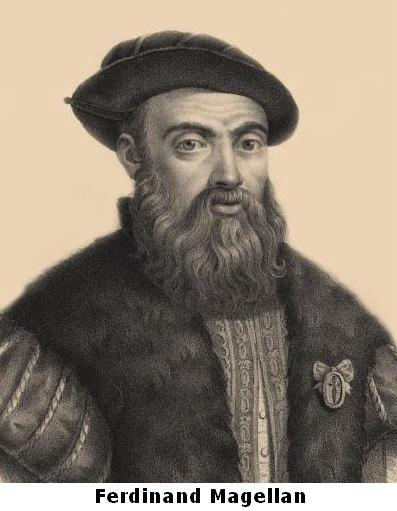 The life and expeditions of ferdinand magellan